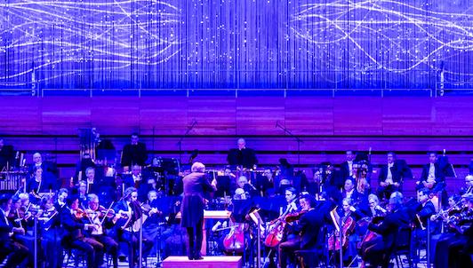 "Kent Nagano conducts Samy Moussa's Symphony No. 1 ""Concordia"""