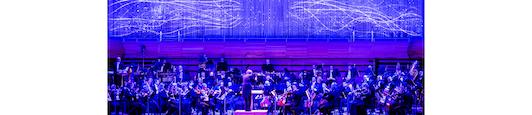 Kent Nagano dirige la Symphonie n°1 « Concordia » de Samy Moussa | Moment Factory (artiste)