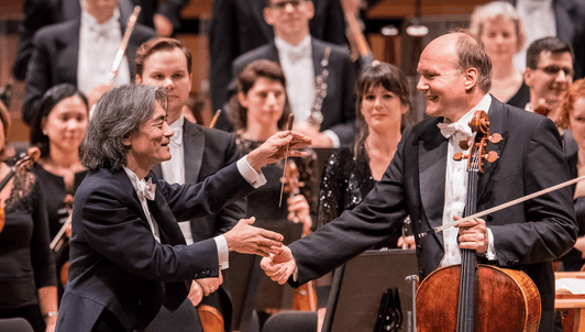 Kent Nagano conducts Evangelista, Schumann and Strauss – With Truls Mørk