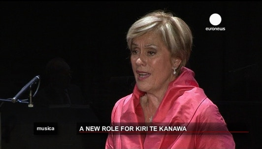 Un nouveau rôle pour Kiri Te Kanawa