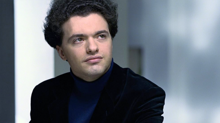 Evgeny Kissin performs Chopin, Schumann, Debussy, and Scriabin
