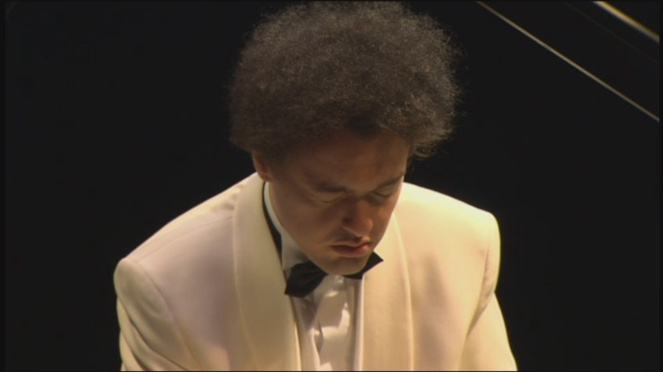 Evgeny Kissin performs Prokofiev and Chopin