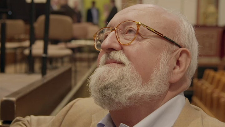 Paths Through The Labyrinth, a portrait of Krzysztof Penderecki