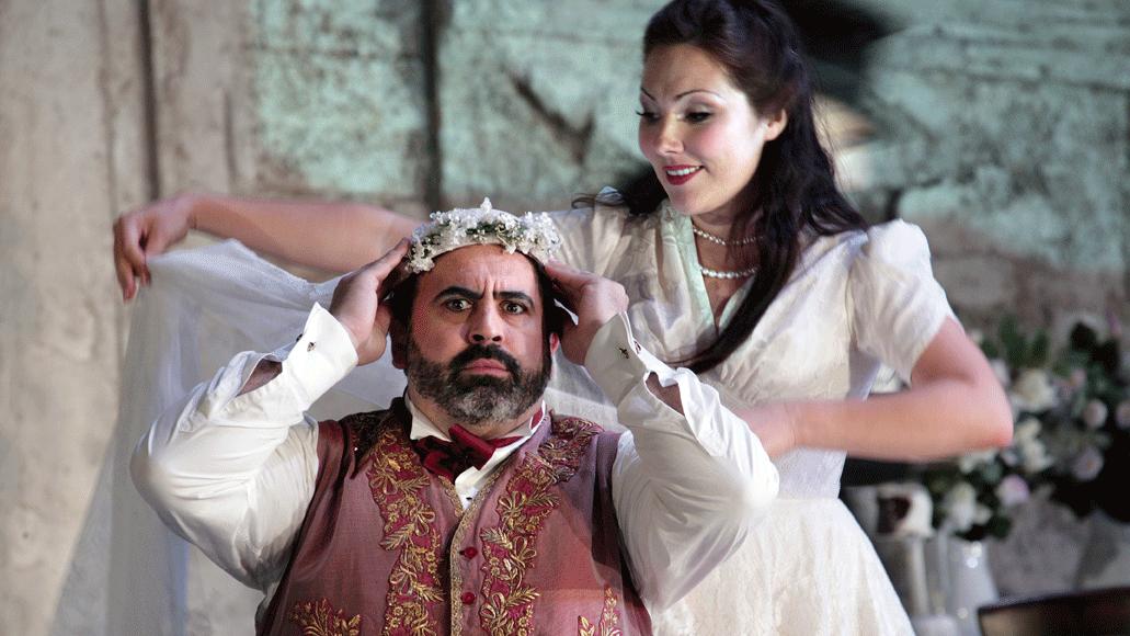 L'Elisir d'amore de Donizetti