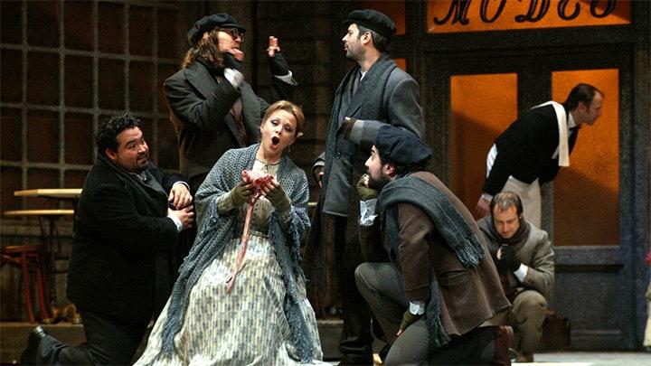 La Bohème by Puccini