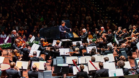 Lahav Shani conducts Shostakovich and Beethoven — With Daniel Barenboim