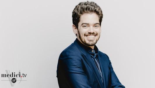 Lahav Shani conducts Mozart