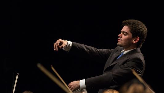 Lahav Shani plays and conducts Prokofiev