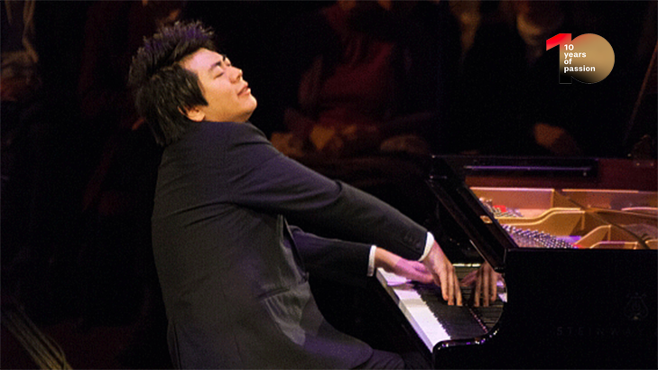 Lang Lang plays Mozart Sonatas and Chopin Ballades