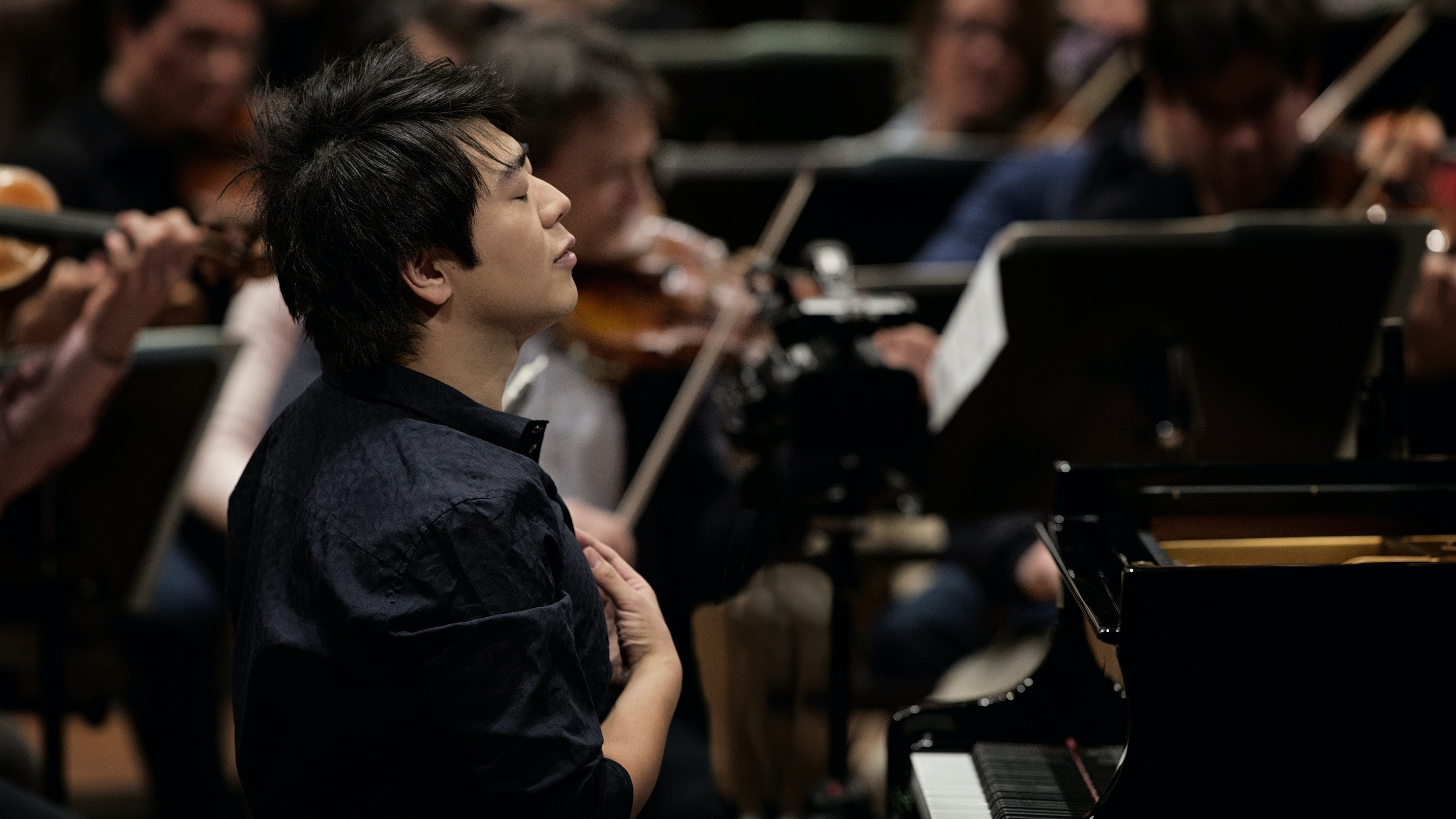 The Highest Level : Lang Lang with the Berliner Philharmoniker