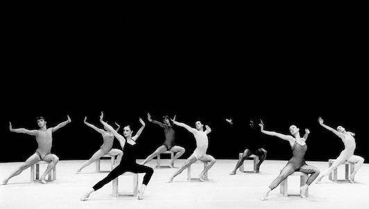 Six Ballets by Jiří Kylián and Hans van Manen