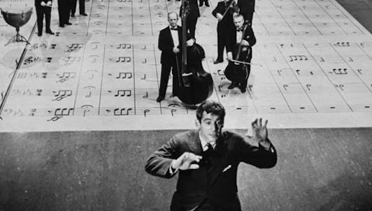 Leonard Bernstein : La Cinquième Symphonie de Beethoven – Omnibus