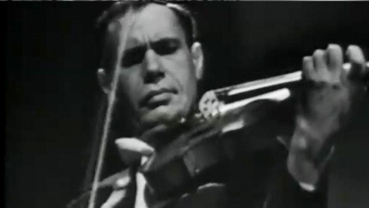 Leonid Kogan joue le Concerto pour violon de Beethoven