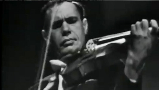 Leonid Kogan plays Beethoven's Violin Concerto in 1966