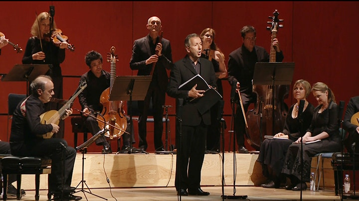 Les Arts Florissants perform Monteverdi: Madrigals, Book VII