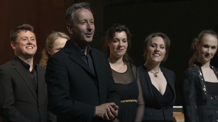 Les Arts Florissants perform Monteverdi: Madrigals, Book VIII - 1st part: Guerrieri