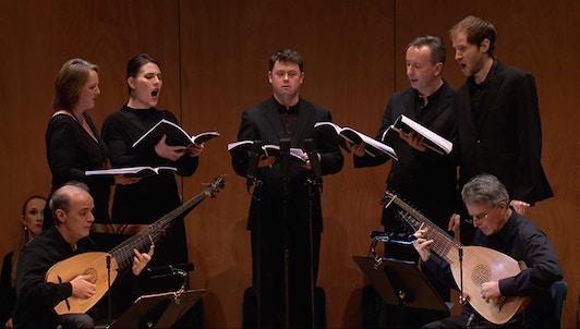 Les Arts Florissants interprètent Monteverdi : Madrigaux, Sixième livre