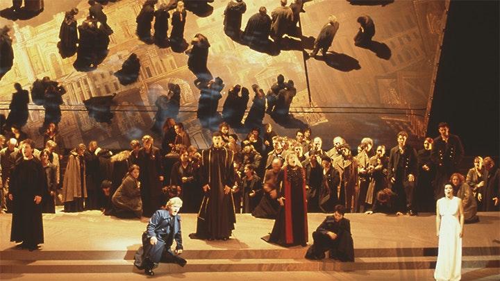 Les Troyens au Théâtre du Châtelet