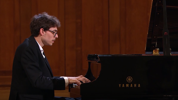 Lucas Debargue plays Medtner, Ravel, and Mozart