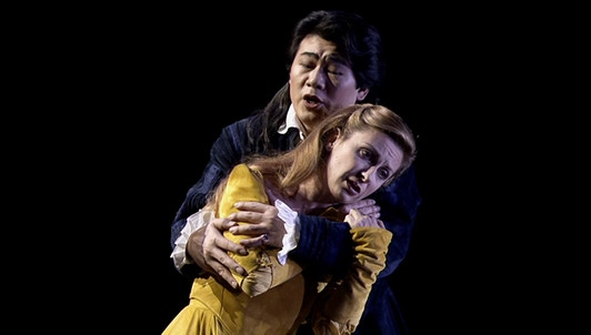 Lucie de Lammermoor de Donizetti