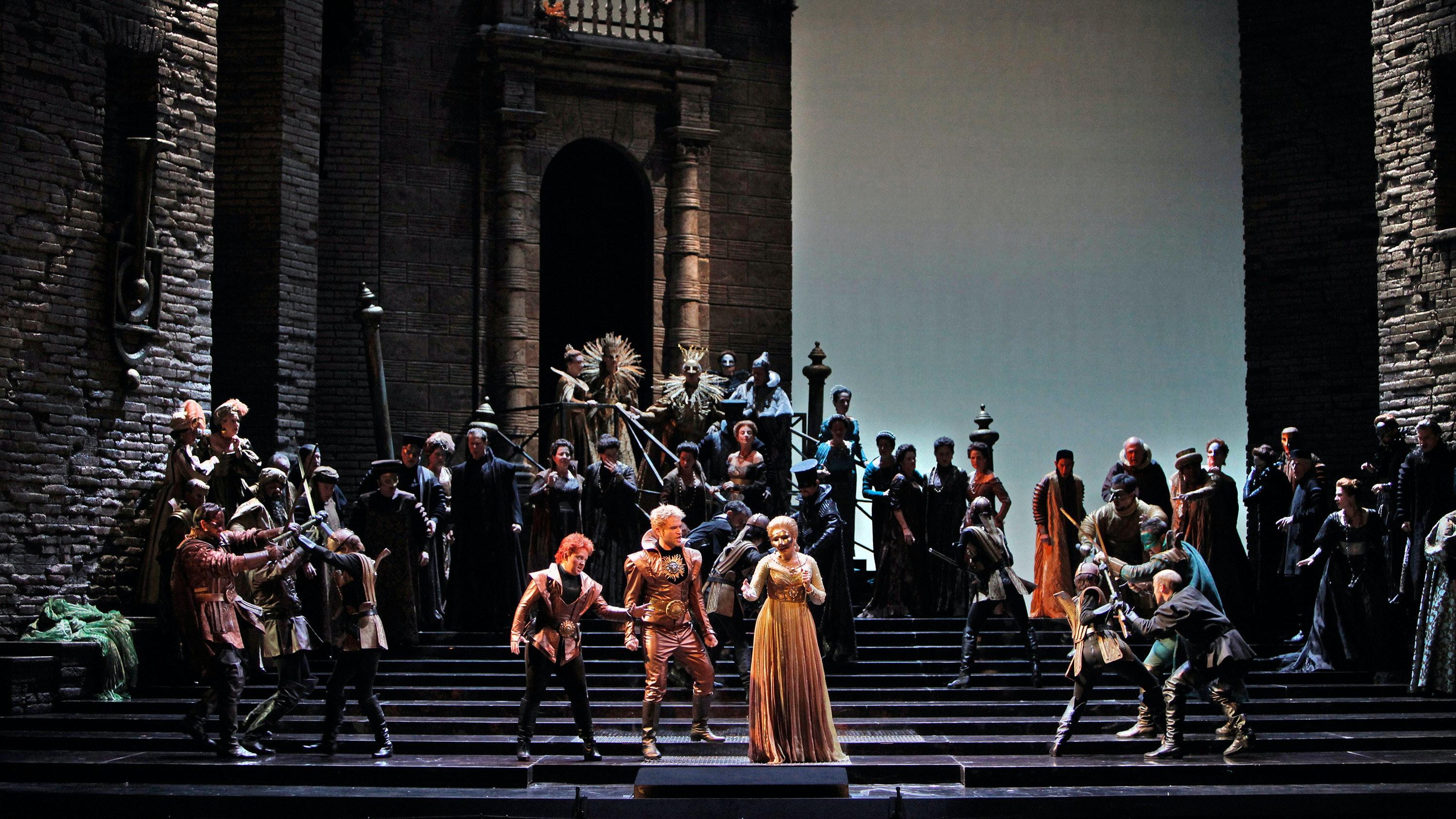 Donizetti's Lucrezia Borgia