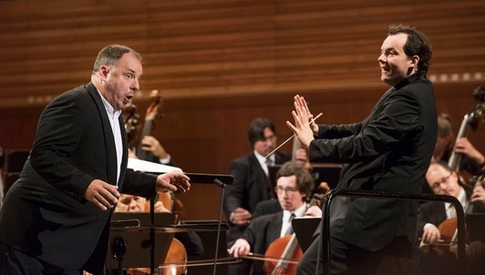Andris Nelsons conducts Mahler's Des Knaben Wunderhorn — With Matthias Goerne