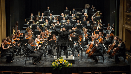 The Malta Philharmonic Orchestra on their 2018 European tour