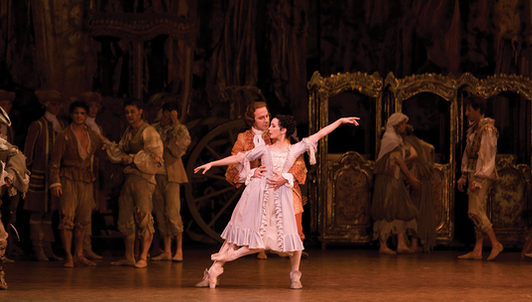 L'Histoire de Manon de MacMillan, musique de Jules Massenet