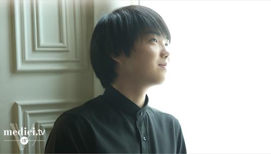 Mao Fujita performs the complete cycle of Mozart's Piano Sonatas (I/V)