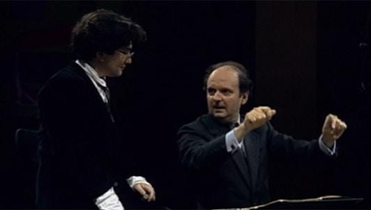 Marek Janowski, chef d'orchestre et professeur