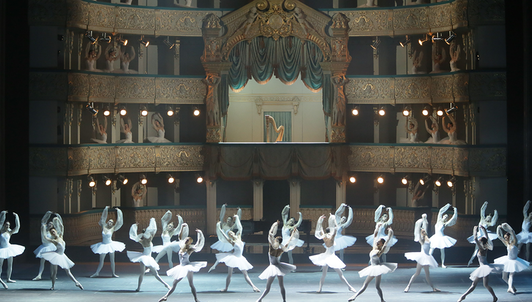 Le gala d'ouverture du Mariinsky II