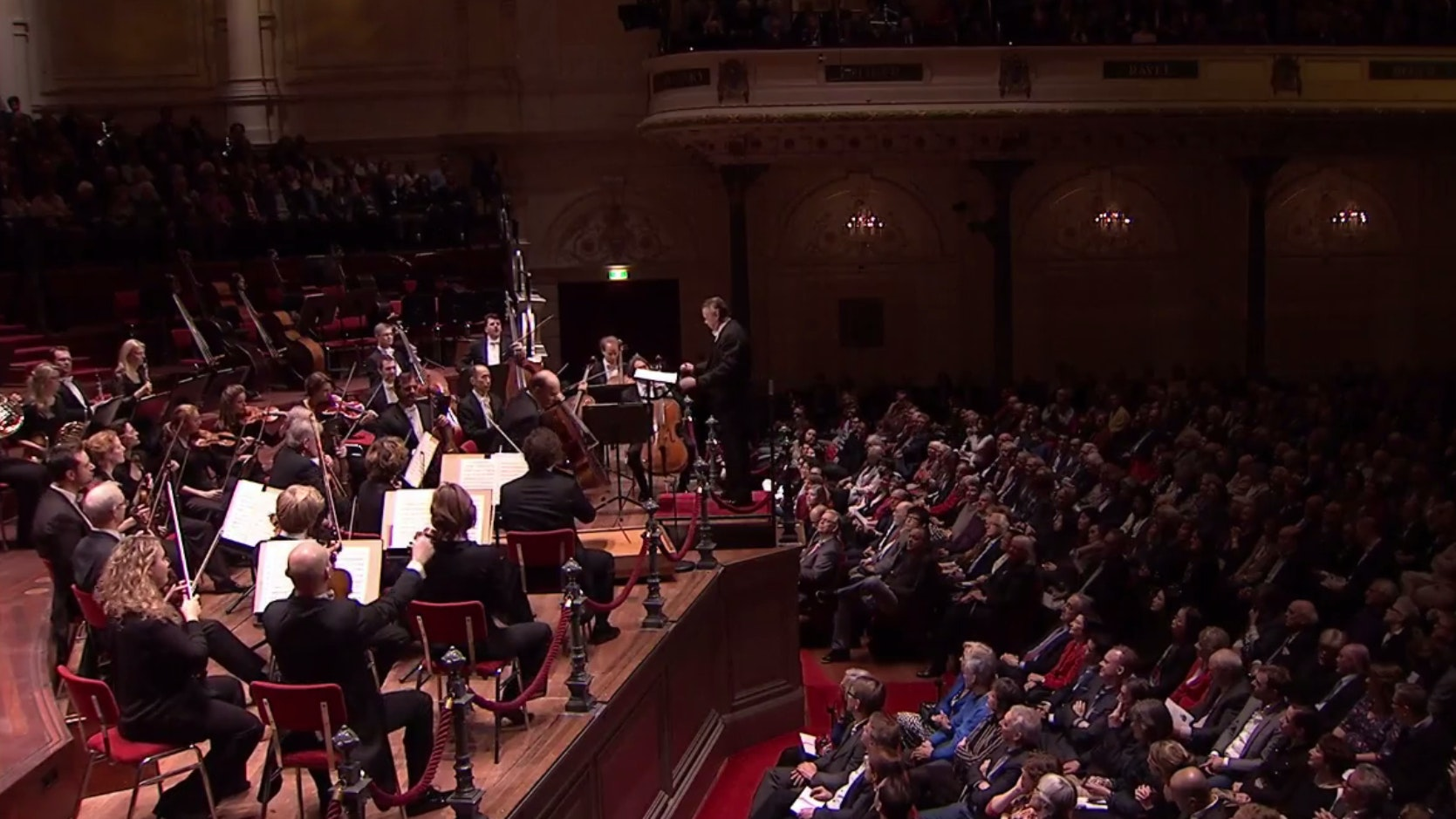 Mariss Jansons conducts Bruckner and Haydn