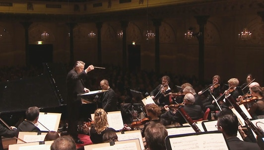 Mariss Jansons dirige Bruckner et Beethoven