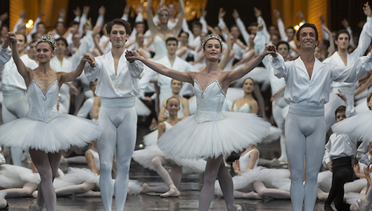 Backstage, from the Opéra de Paris to the Mariinsky Theater