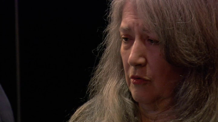 The Verbier Festival celebrates Martha Argerich