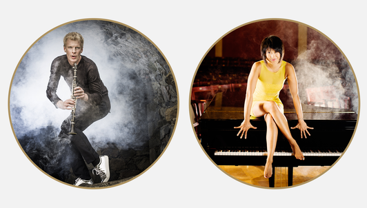 Giovanni Guzzo conducts Mozart, Shostakovich, and Beethoven – With Martin Fröst, Yuja Wang and Chris Scanlon