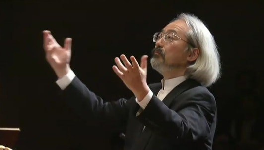 Masaaki Suzuki dirige la Passion selon saint Jean de J.-S. Bach