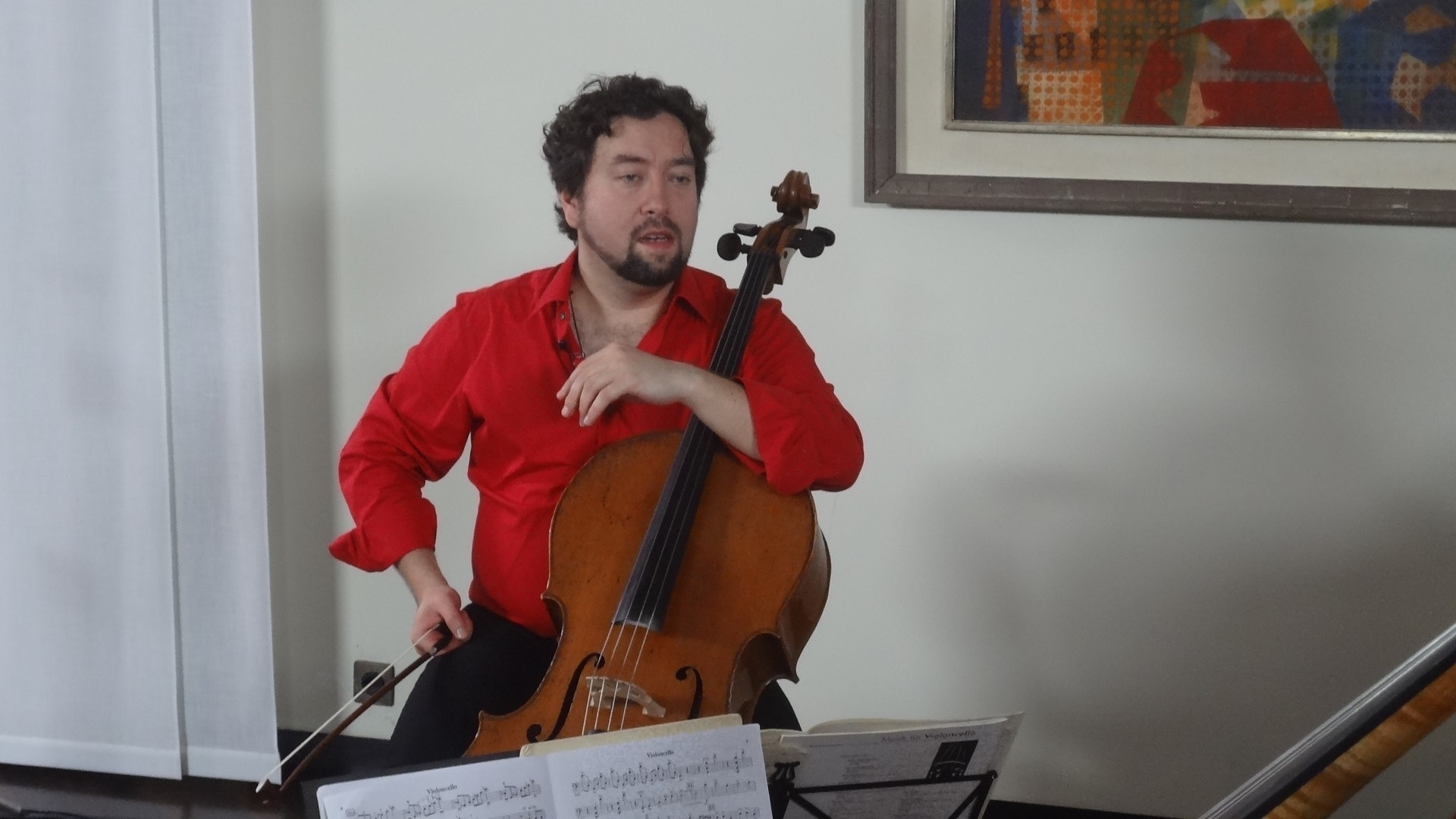 Master Class with Denis Zhdanov (II/IV)