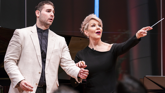Master Class with Joyce DiDonato at Carnegie Hall (II/III)