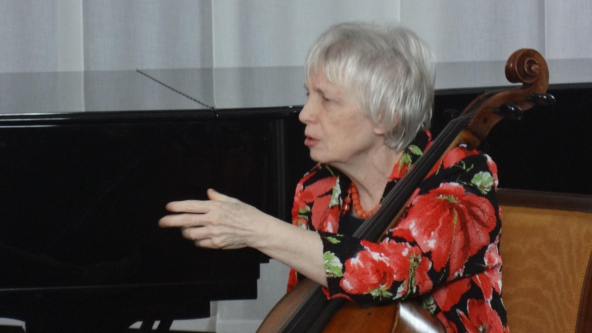 Master Class de Maria Tchaikovskaya (III/III)