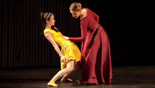 Mats Ek's Juliet & Romeo, music by Tchaikovsky