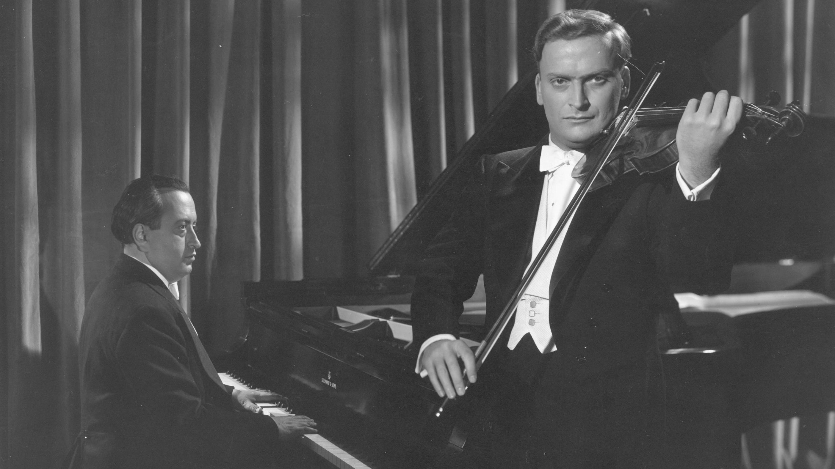 Menuhin in Hollywood