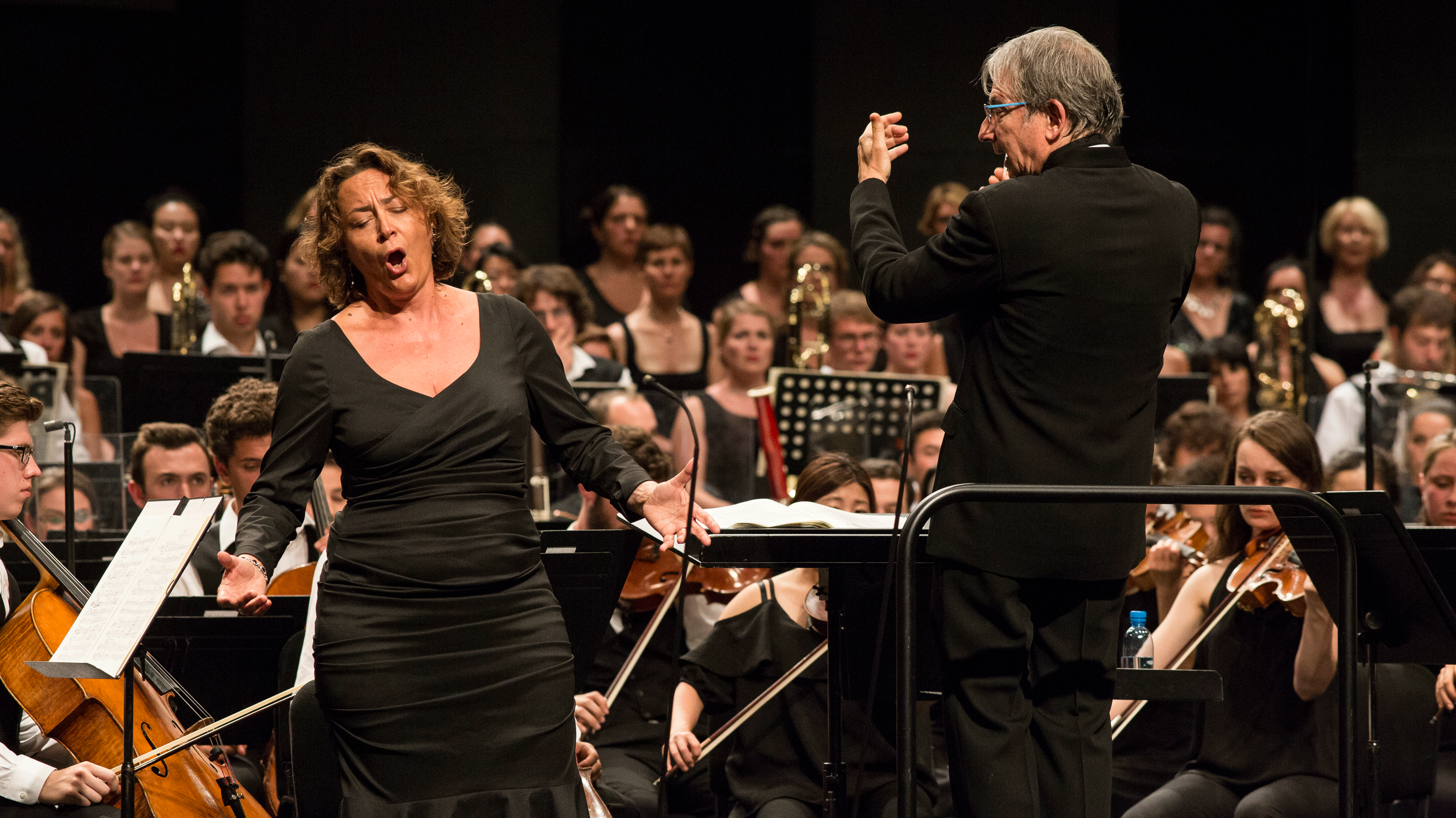 Michael Tilson Thomas conducts Mahler's Symphony No. 3 – With Nathalie Stutzmann