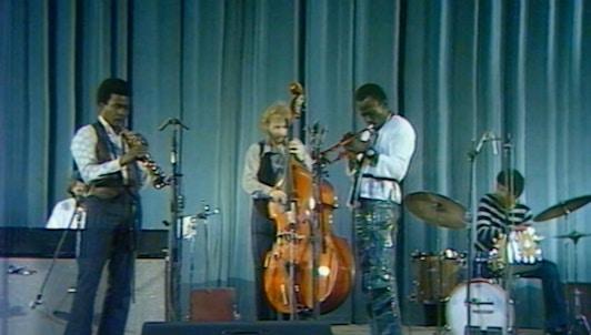Miles Davis & Friends at Newport Jazz, Live in Paris