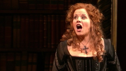 Renée Fleming illumine Rodelinda de Haendel à New York