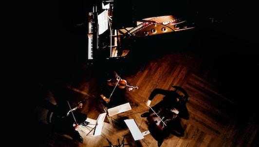 Daishin Kashimoto, Lise Berthaud, François Salque, and Eric Le Sage play Fauré's Piano Quartet No. 2