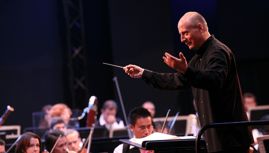 Neeme and Paavo Järvi conduct Richard Strauss