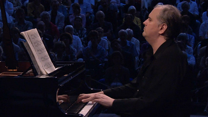 Nicholas Angelich plays Liszt: Years of Pilgrimage, First Year