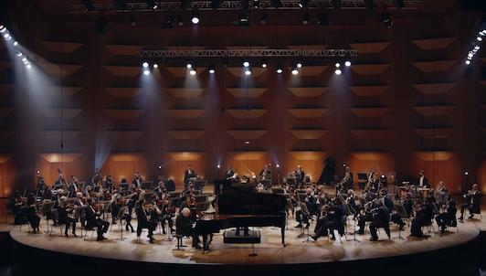 Nikolaj Szeps-Znaider dirige Brahms y Schumann — Con sir András Schiff