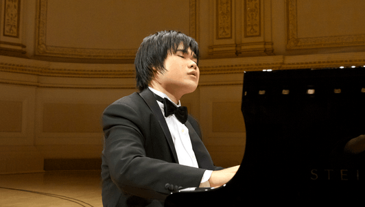 Nobuyuki Tsujii plays Musto, Beethoven, Liszt, and Mussorgsky